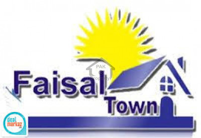 Plots for sale in Faisal Town.