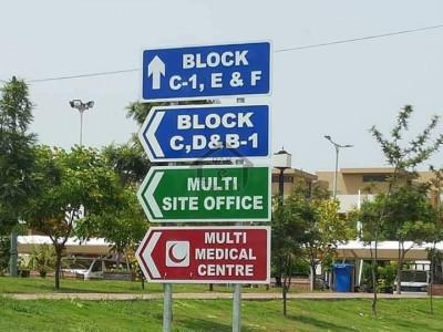 F block  plot