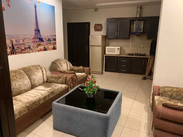 2 bed furnished apartment for rent in bahria Town rawalpindi
