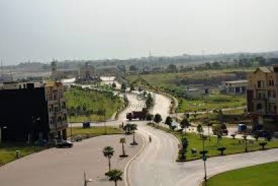 Bahria Enclave - Sector G, - 8 Marla - Plot No 11 For Sale .