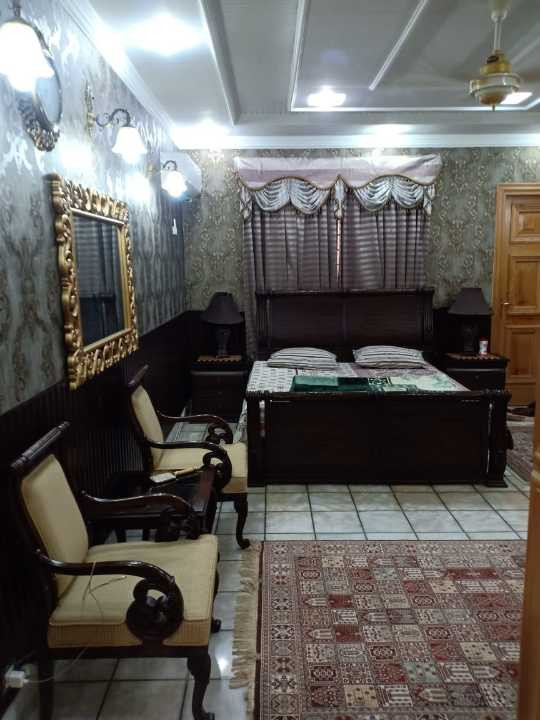 Full furnished house for rent in bahria Town rawalpindi