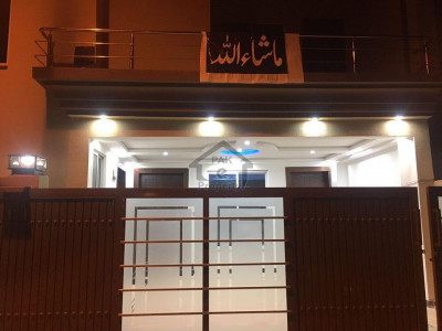 8.5 Marla Corner House For Sale In Abu Bakar Block Bahria Town Phase 8