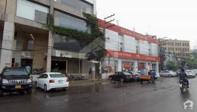 Safiya Plaza For Rent (Ground & First Floor)