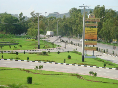 Residential plot available in B-17 Islamabad