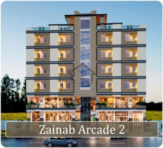 Shop and Apartment for Sale in SOAN Gardens Islamabad