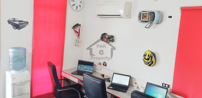 Co-working space / shared office