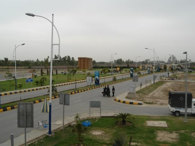 Plot for sale in DHA Phase 3 New Pindi