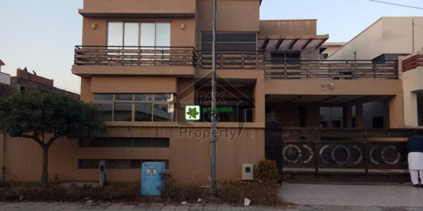 1 Kanal House for Sale in PhaseE DHA II Rawalpindi Islamabad