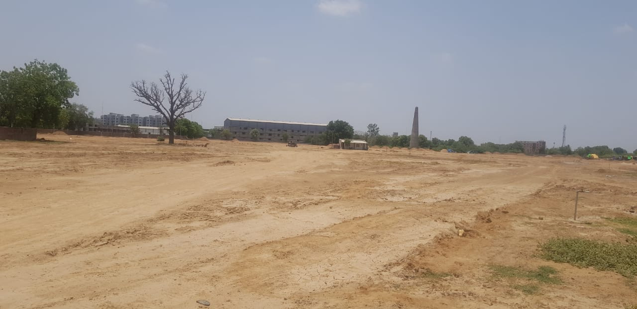 4 Acre Industrial Land On Rent For Warehouse At Fiedmc Industrial Zone Canal Expressway Faisalabad
