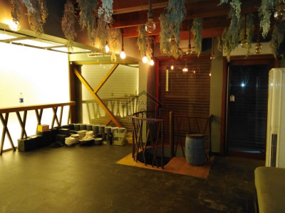 GROUND & BASEMENT FOR RENT