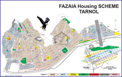 Plots for sale in Fazaia PAF Tarnol Islamabad