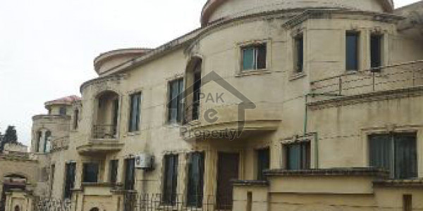 2 Kanal Building For Rent At D-Ground
