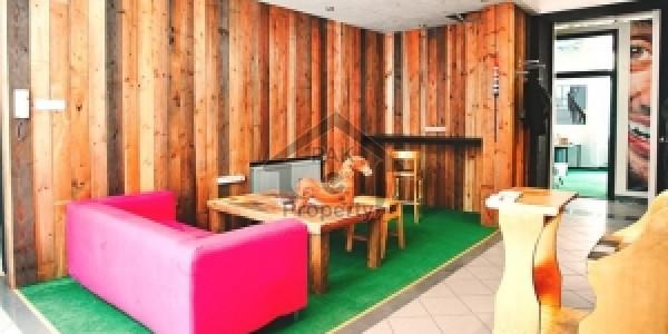 9000 Sq Ft Office For Rent In KDA ShahraheFaisal